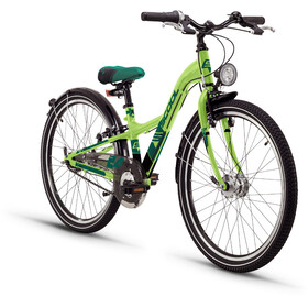 s'cool XXlite 24 7-S Childrens Bike steel green